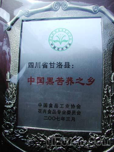 苦荞之都-四川大凉山,甘洛县