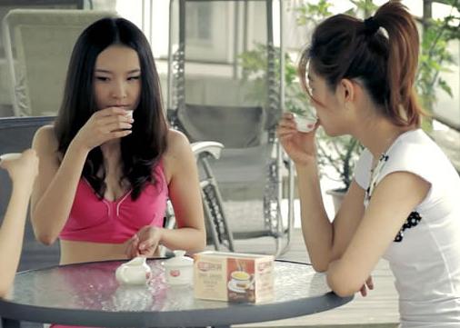 每天喝苦荞茶,长期坚持,可以减肥。