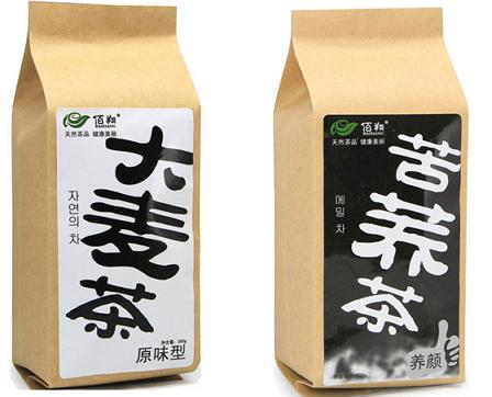 苦荞茶和大麦茶