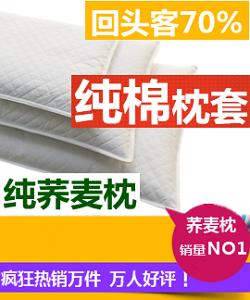 揭秘天猫爆款荞麦壳枕的销量神话