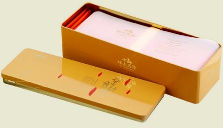 黑苦荞茶品牌推荐-环太-高端礼盒装-送礼佳品