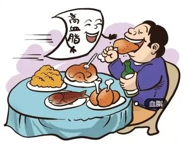 过年大鱼大肉担心血脂升高、发胖,吃什么好?