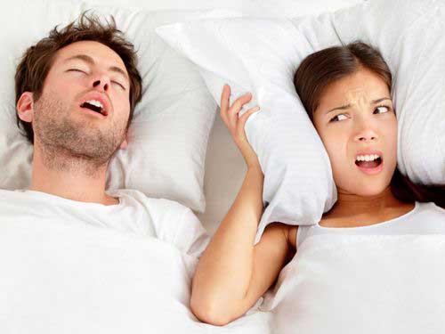 荞麦壳枕头减轻打鼾症状