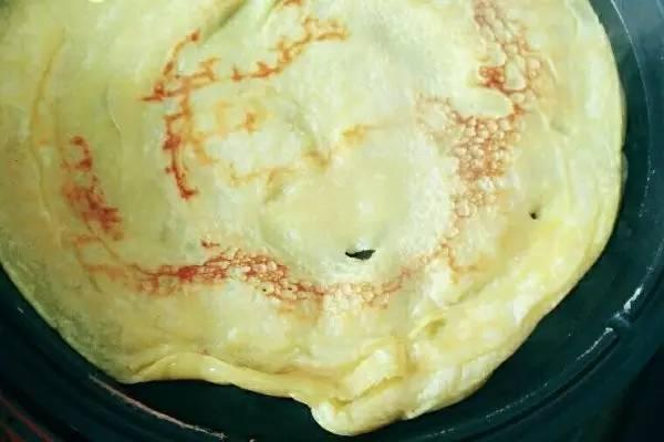 苦荞面粉做美食-荞麦面摊馍馍的做法