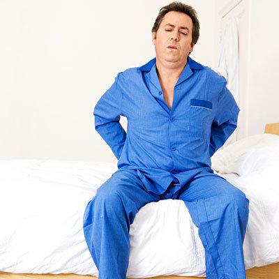 疼痛导致失眠或睡眠质量差