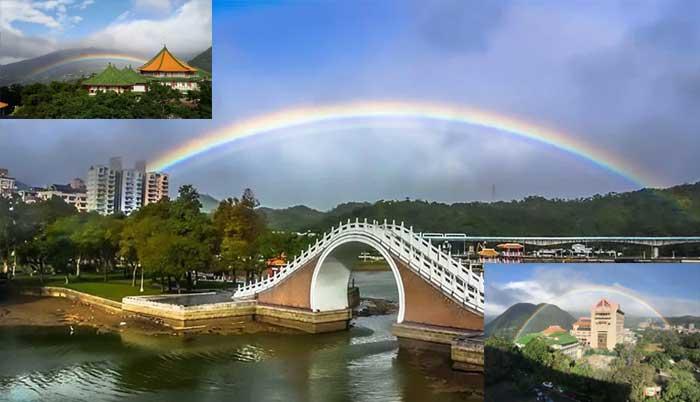 台湾彩虹持续九小时