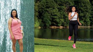 瘦身达人:我瘦了65斤,现在我迷上了锻炼身体