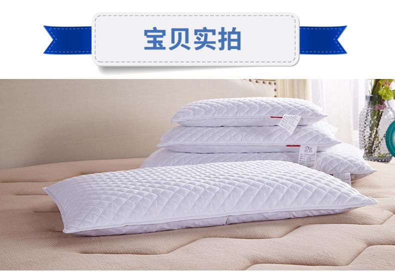 名莎荞麦壳枕头