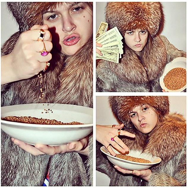 荞麦在俄罗斯竟贵如金粉
