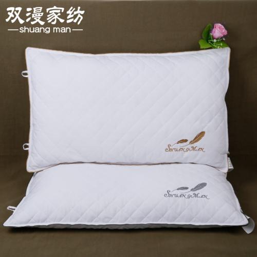 双漫荞麦壳枕头