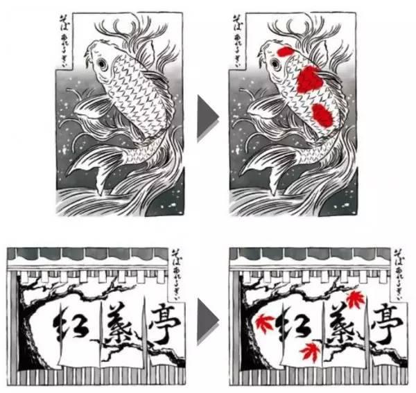 图片[2]|专为外国人设计:检测荞麦过敏的日本和风纹身|苦荞之家