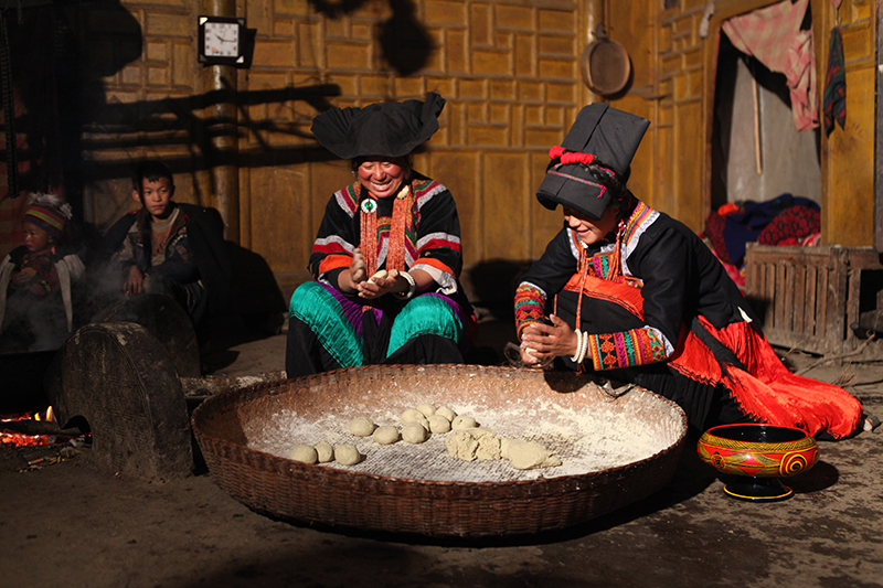 图片[6] 四川美姑苦荞栽培系统-中国重要农业文化遗产 苦荞之家