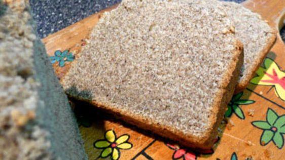 无麸质荞麦面包