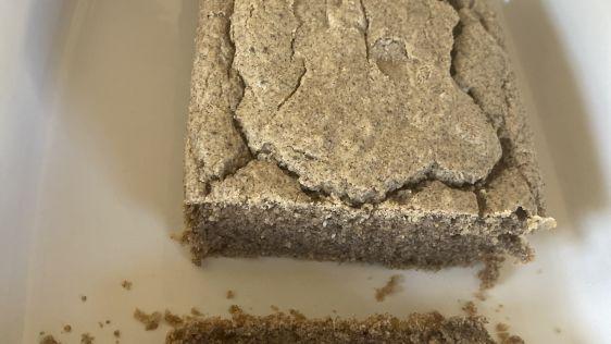 无麸质苦荞麦面包